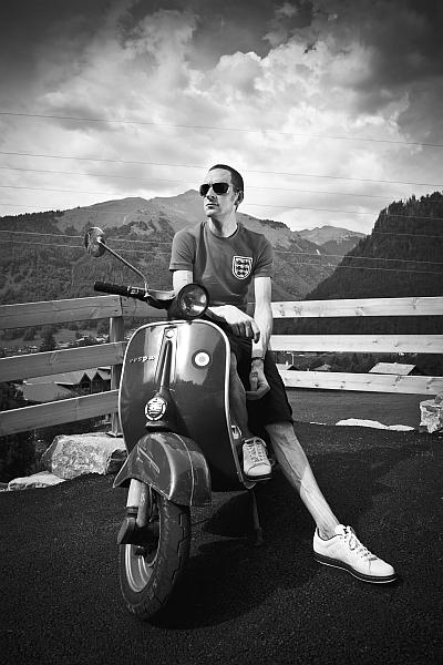 Wiggo-scooter