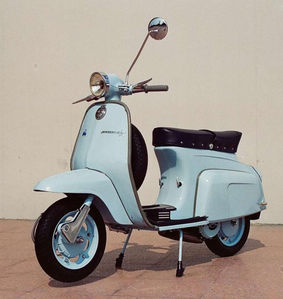 Lambretta Starstream
