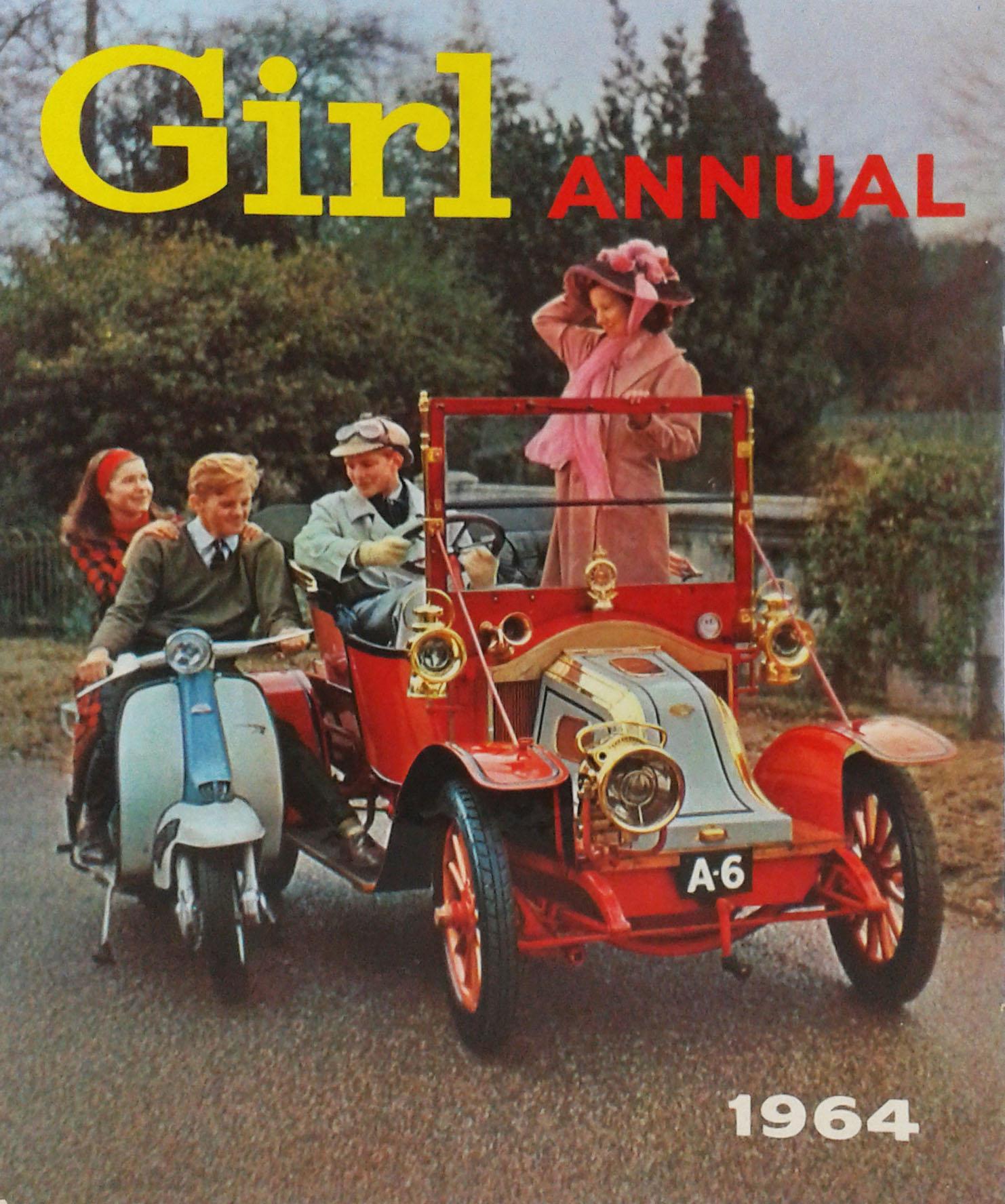 GirlAnnual1964