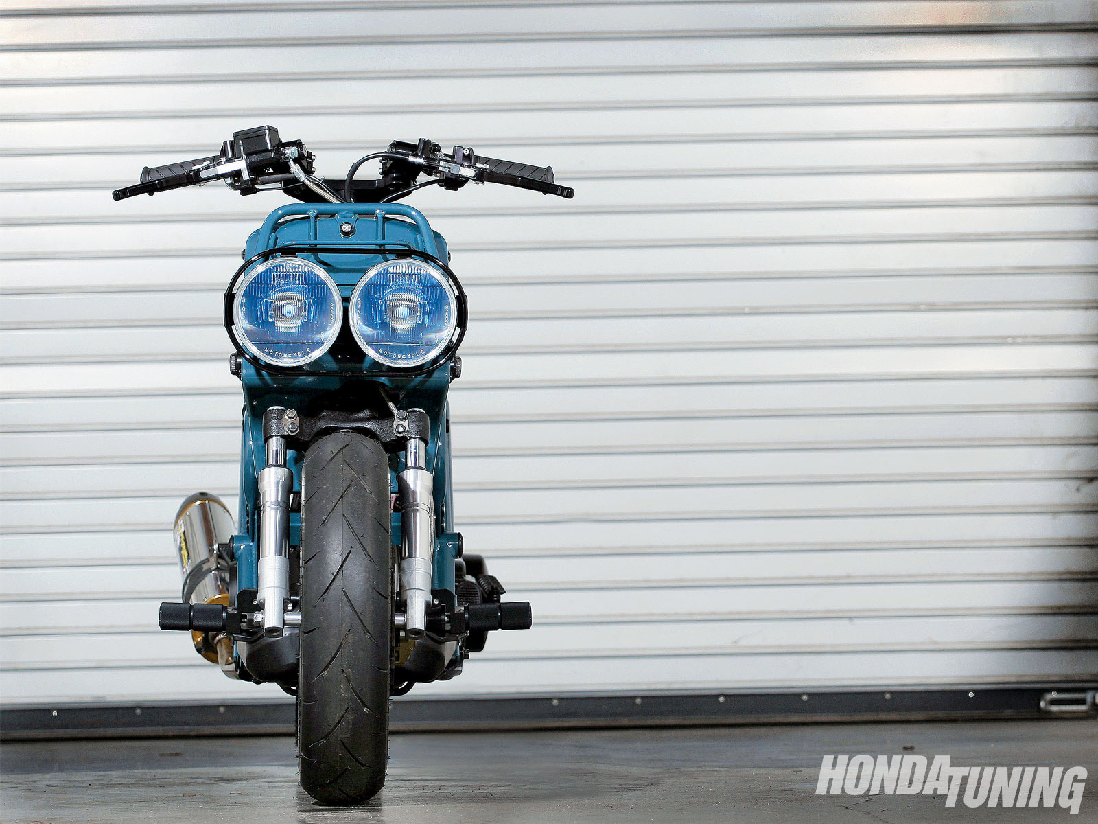 Honda Zoomer-Ruckus-Pics