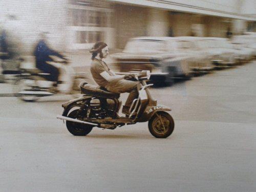 Lambretta easy rider