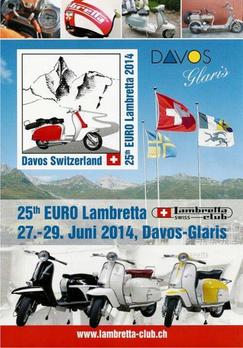 EuroLambretta 2014 Flyer