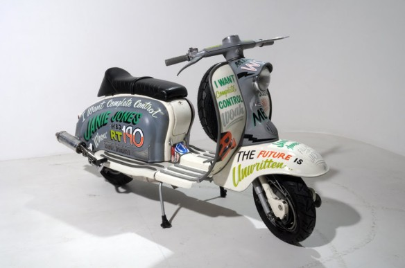 The scooterist - lambretta (5)-1