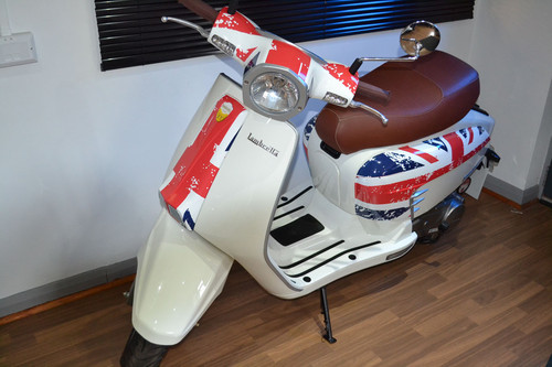 Lambretta LN Union Flag