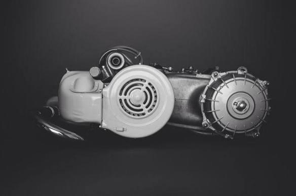 Lambretta Engine