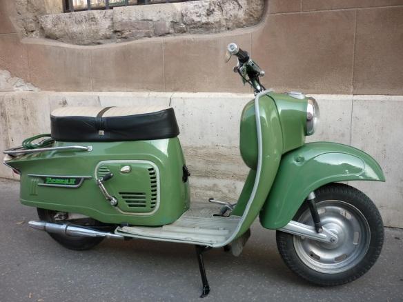KTM Scooter. 01