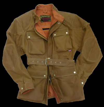 Claymore International Jacket