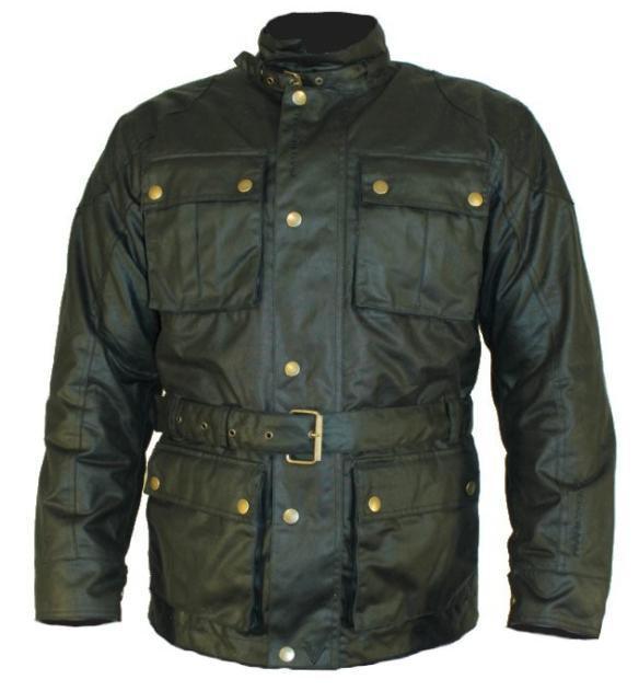 Frank Thomas Pitman Jacket