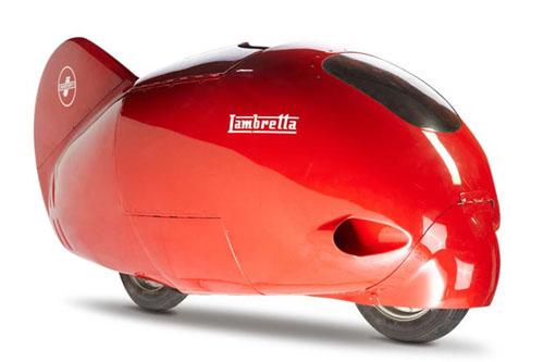 Lambretta Record Breaker