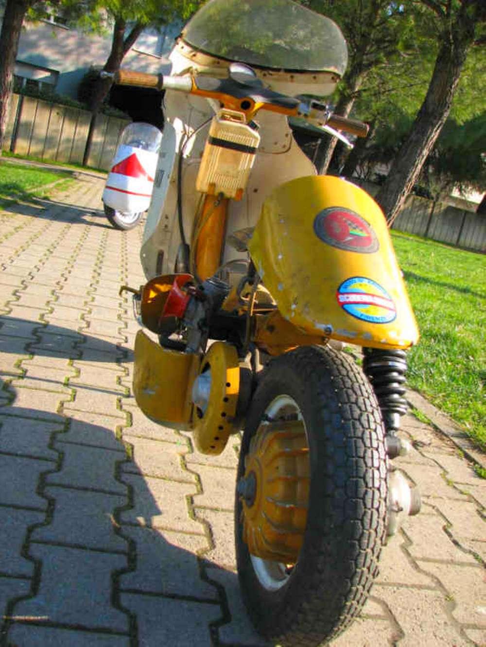 Ancillotti Lambretta 4