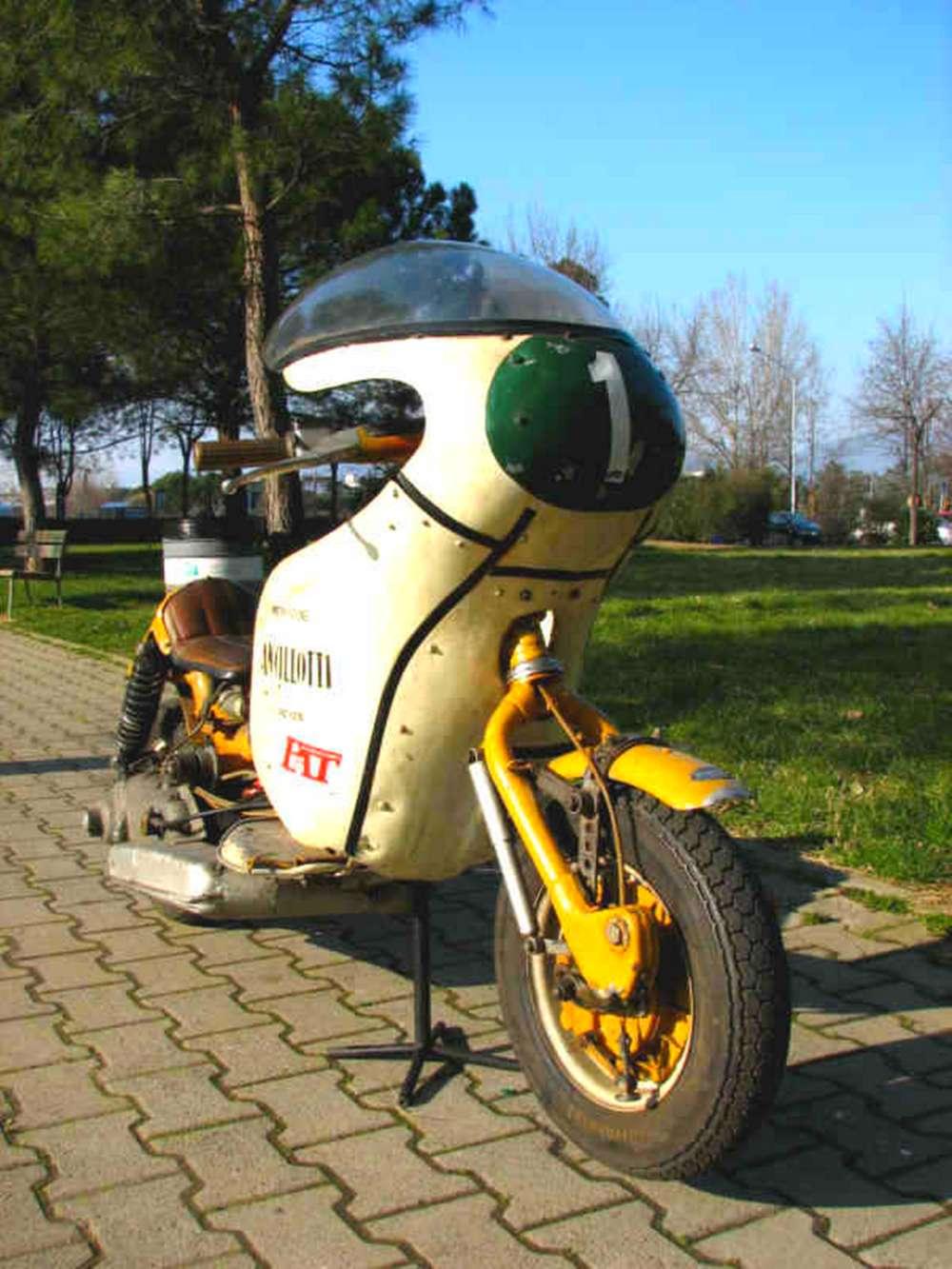 Ancillotti Lambretta 8