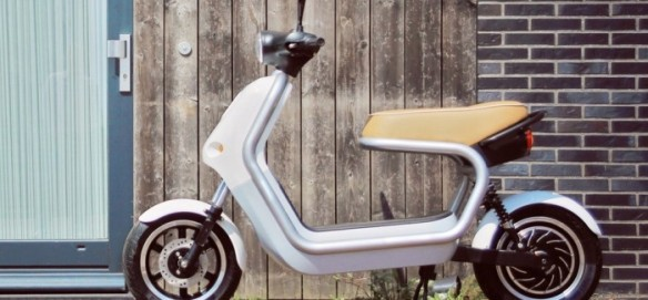 Q Electric scooter