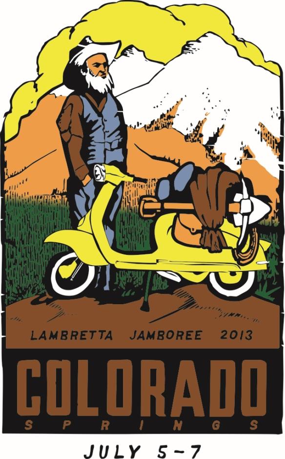 Lambretta Jubilee Colorado