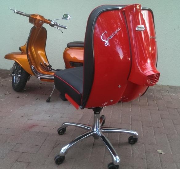Iconic Design LI-150-chair