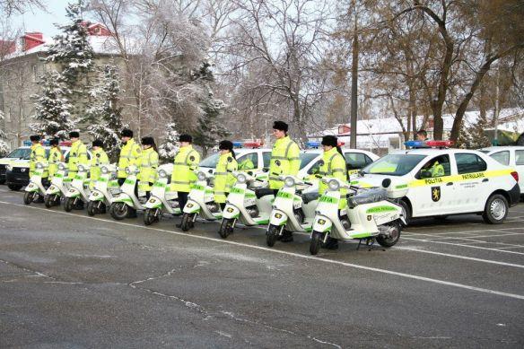 Moldovan Police LN fleet