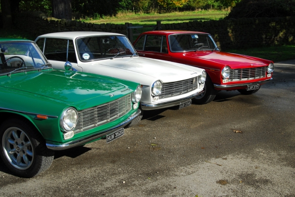 3 Coupes l to r