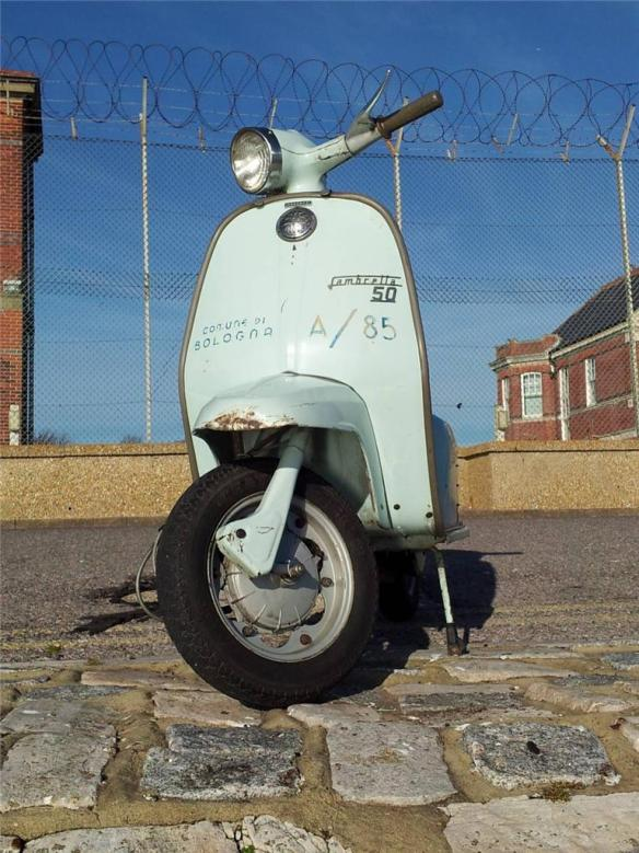 1968 Lambretta J50 for Sale on eBay