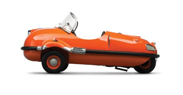 Bruce Weiner Microcar Museum / RM Auctions