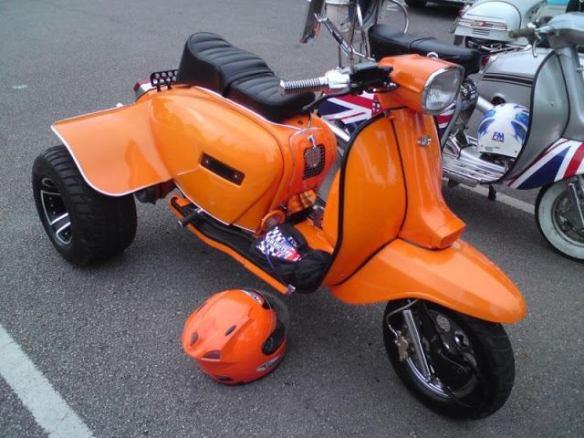 Lambretta trike