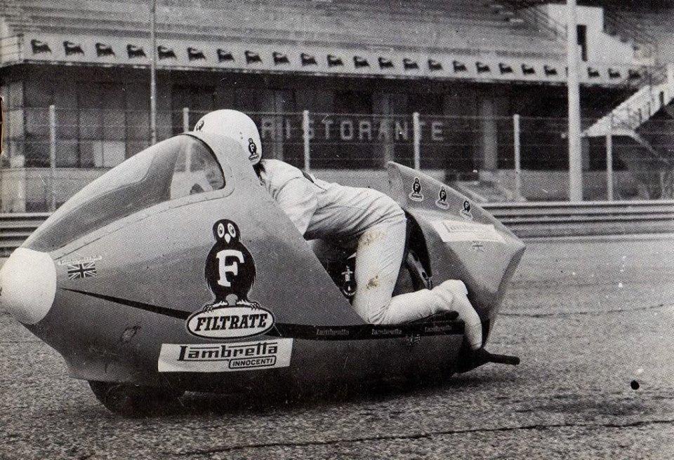 Filtrate Lambretta Record Attempt