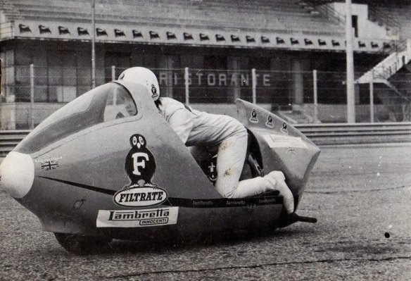 Filtrate Lambretta Record Attempt
