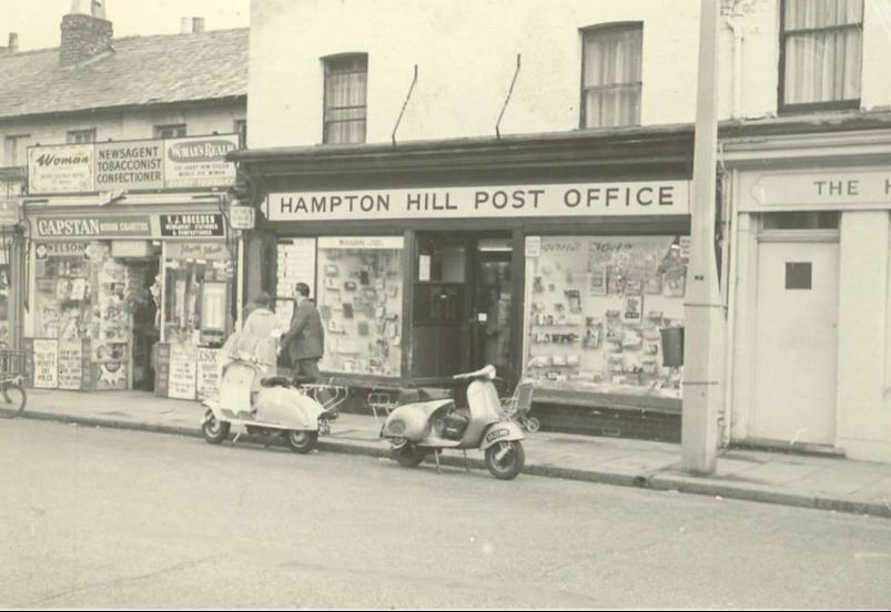 Hampton Hill Post Office