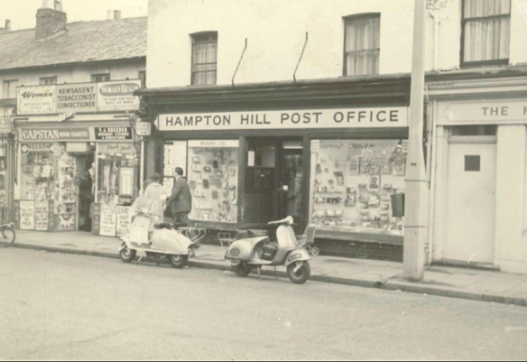 Hampton Hill Post Office