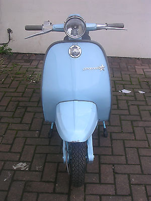 Lambretta-Starstream