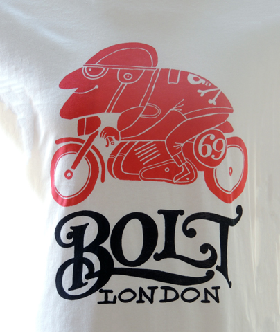 Bolt London T-shirt