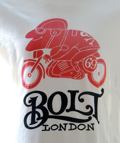 Bolt London T-shirt