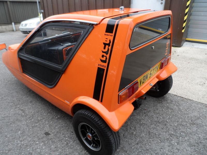 Bond Bug Car For Sale In Australia