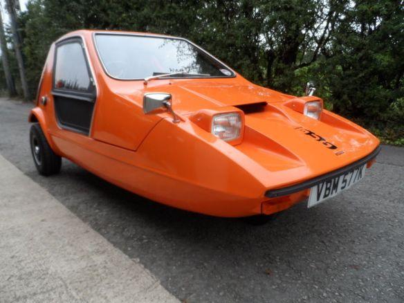 Bond Bug Front 3/4