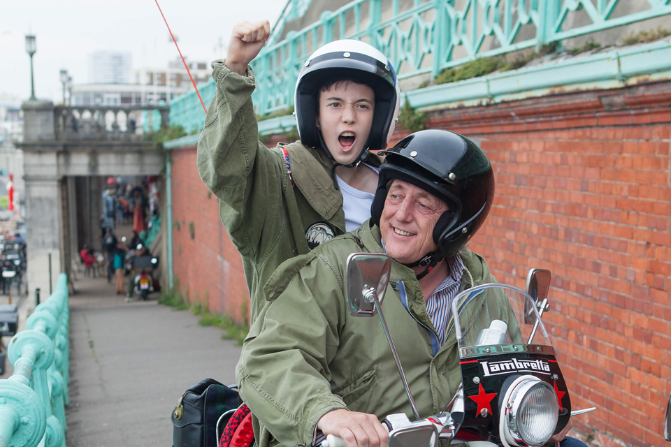 Loved Quadrophenia? Check out this new film; Being