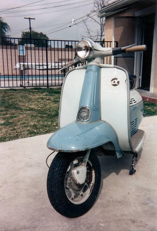 Sites Similar To Craigslist >> Ultra rare Italian / Californian Scooter – The Rex Monaco ...