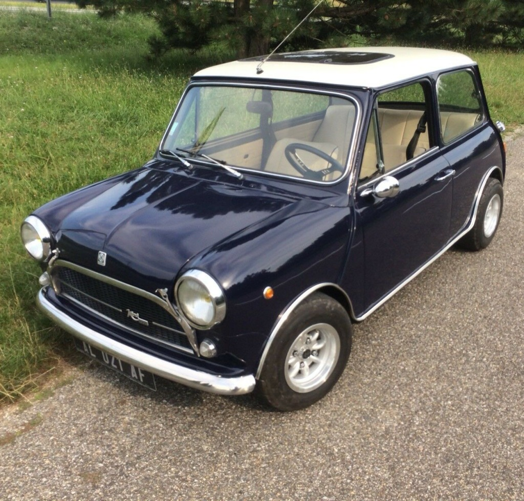 Innocenti Mini Lambrettista Net